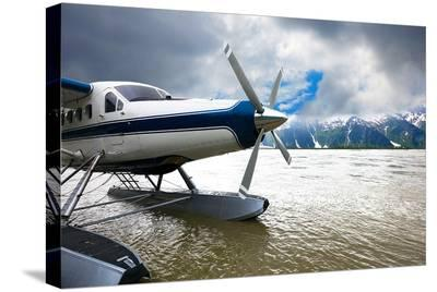 Alaska USA XI--Stretched Canvas Print