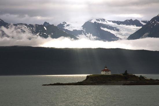 Alaskan Boathouse, 2008--Photographic Print