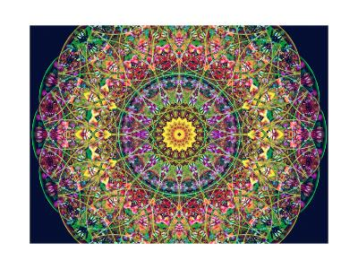 Alaya Gadeh Eternal Blossom Horizont-Alaya Gadeh-Art Print
