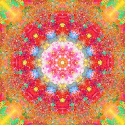 Flower Mandala 832