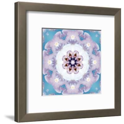 Lavender Blossom Mandala