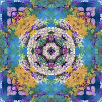 Lavender Dream Mandala I