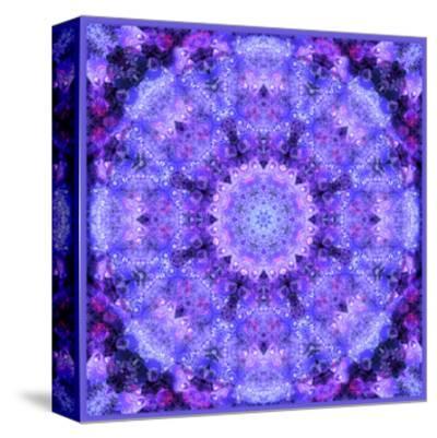 Lilac Power Mandala