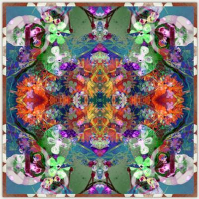 Mystic Floral Ornament No 1