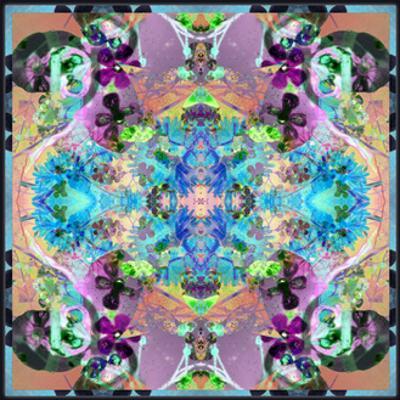 Mystical Floral Ornament No 2