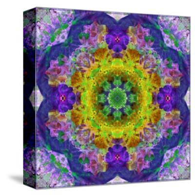 Purple Blossom Mandala