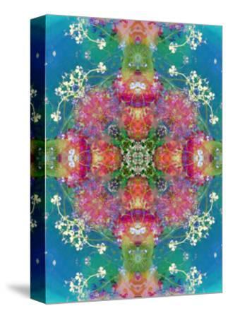 The Beauty Of All Colors - Big Mandala Ornament