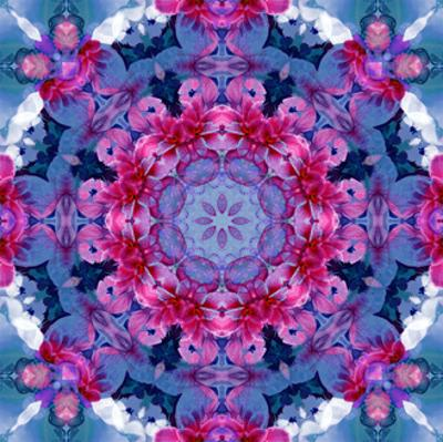 Violetta Blue Mandala