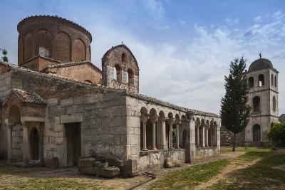 Albania, Fier, Ruins of Apollonia, Byzantine Monastery and Museum-Walter Bibikow-Photographic Print