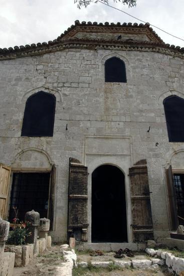 Albania, Kruje, the Dollma Teqe, Bektashi Temple, Islamic Sufi Order, Facade, Outside, 18th Century--Giclee Print