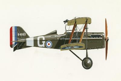 Albatros C III-English School-Giclee Print