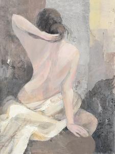 After the Bath I by Albena Hristova