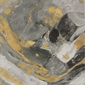 Arroyo Gold and Black by Albena Hristova