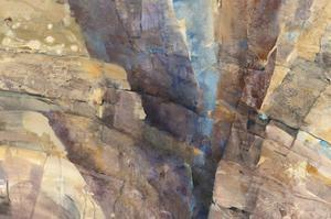 Canyon II by Albena Hristova