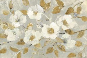 Fading Spring Gray and Gold by Albena Hristova