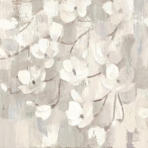 Magnolias in Spring I Neutral by Albena Hristova