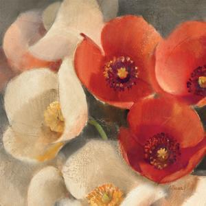 Poppies Bloom III by Albena Hristova