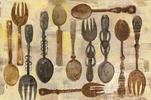 Spoons and Forks by Albena Hristova