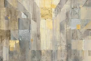 The Gold Square Crop by Albena Hristova