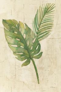 Tropical Leaves Neutral by Albena Hristova