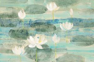 Water Lilies Bright by Albena Hristova