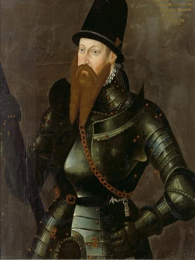 Albert Alcibiades, Margrave of Brandenburg-Kulmbach, 1557--Giclee Print