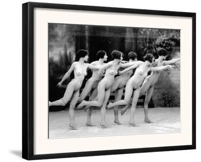 Allen: Chorus Line, 1920 by Albert Arthur Allen