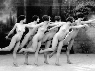 Allen: Chorus Line, 1920