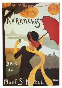 Avranches by Albert Bergevin