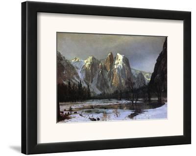 Cathedral Rock Yosemite