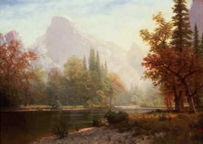 Half Dome: Yosemite
