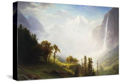 Majesty of the Mountains, 1853-57