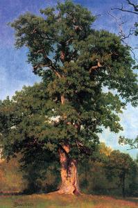 Pioneers of the Forest by Albert Bierstadt