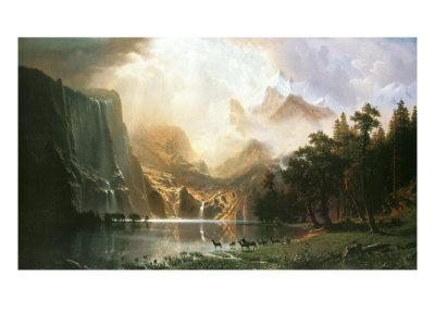 Sierra Nevada in California