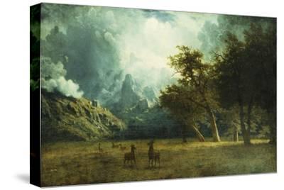 Storm on Laramie Peak