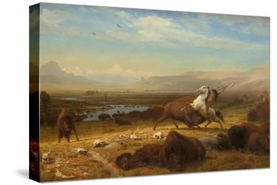 The Last of the Buffalo, 1888