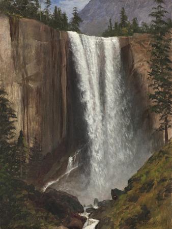 Vernal Falls, 1863