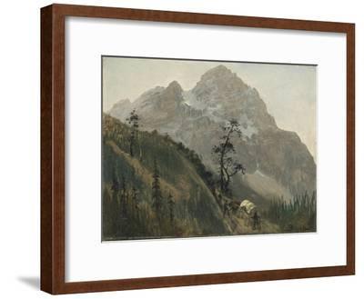 Western Trail, the Rockies