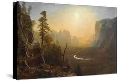 Yosemite Valley, Glacier Point Trail, c.1873