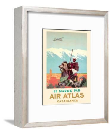 Casablanca, Morocco - by (Le Maroc Par) Air Atlas