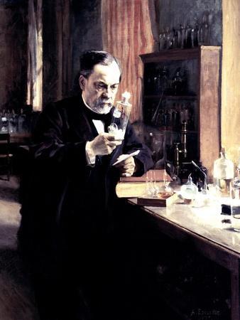 Louis Pasteur, 1885