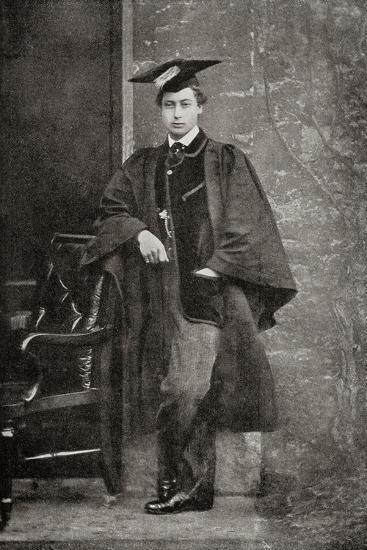 Albert Edward, Prince of Wales, 1841 – 1910, Future King Edward VII--Giclee Print