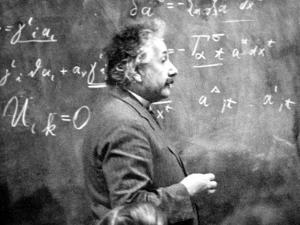Albert Einstein (1879-1955) Swiss Physicist (German Born) C. 1930