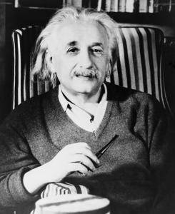Albert Einstein, 1930s