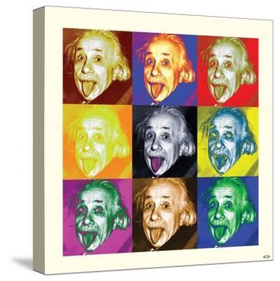 Albert Einstein-Pop Art
