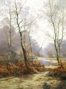 Autumn by Albert Gabriel Rigolot
