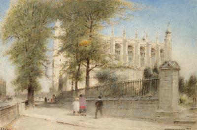 Eton College Windsor, 1923