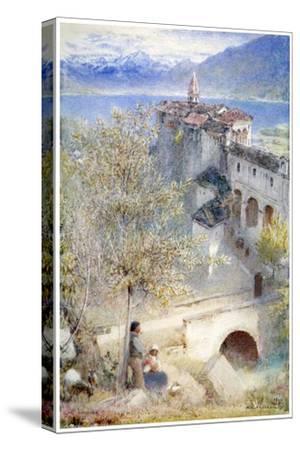 Locarno, Lake Maggiore, 1905