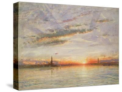 Sunset, Venice, 1902