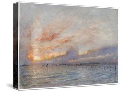 The Lagoons, Venice, 1910